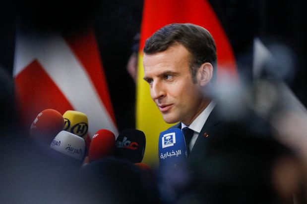 Macron réunit des grands financeurs pour le climat