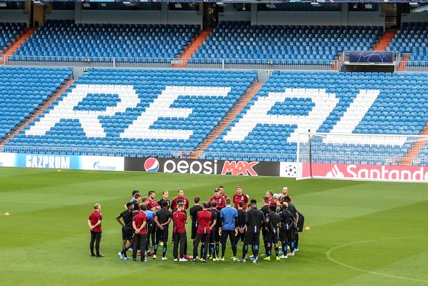Bruges défie le grand Real Madrid: Zidane se méfie de la forme des Blauw en Zwart