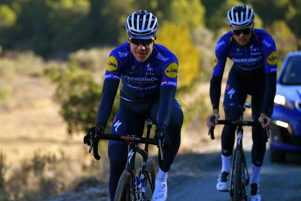 Fabio Jakobsen maakt rentree: 'Opnieuw plezier tijdens het fietsen'