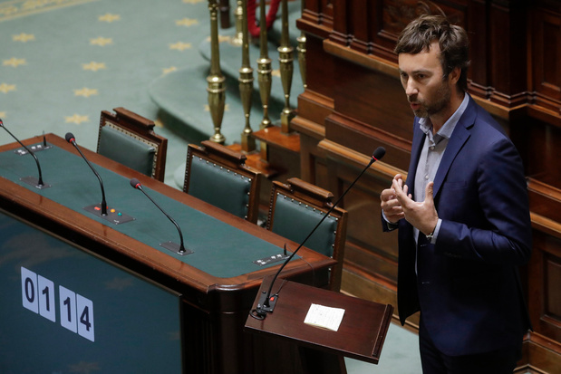 Wouter De Vriendt volgt Kristof Calvo op als voorzitter Groen-Kamerleden