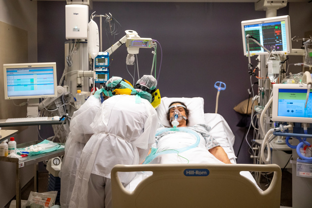 Coronavirus en Belgique: La barre des 100 décès quotidiens en moyenne à nouveau dépassée