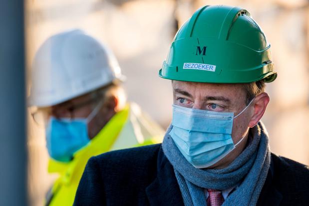 De Wever: 'Mij zult u niet horen pleiten voor versoepelingen'