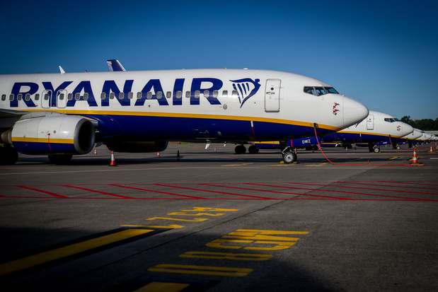Ryanair introduceert digitale 'covid-19-portefeuille'