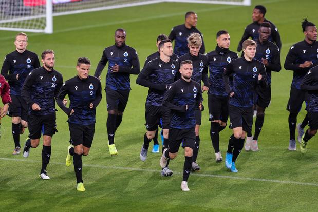 """Bruges veut se rattraper au PSG, """"une des 3 meilleures équipes d'Europe"""" selon Clément"""