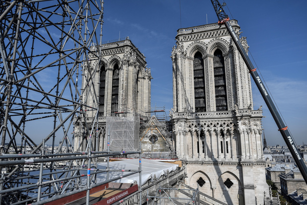 Plomb de Notre-Dame: préparatifs pour la phase de décontamination du parvis
