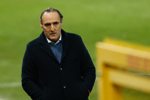 KV Kortrijk ontkent dat Yves Vanderhaeghe na dit seizoen vertrekt