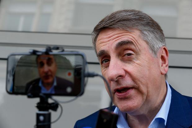 """Maingain: """"Pourquoi donner les clés à la N-VA, un parti qui veut la fin de l'Etat belge?"""""""