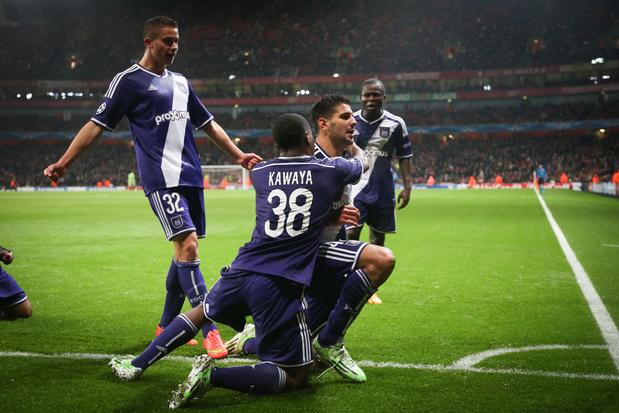 Kippenvelmatch #9: Arsenal-Anderlecht 3-3