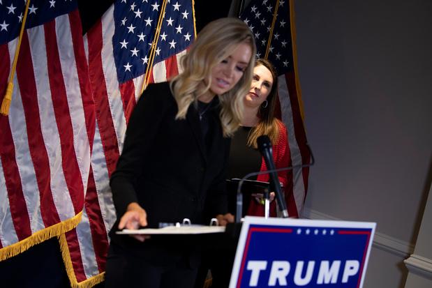 Fox News interrompt une retransmission d'une conférence de presse de l'équipe Trump