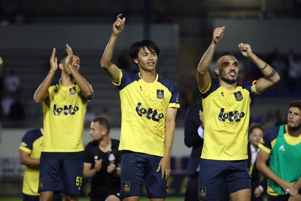 L'Union Saint-Gilloise se qualifie facilement pour les 1/16e de finale de la Coupe de Belgique
