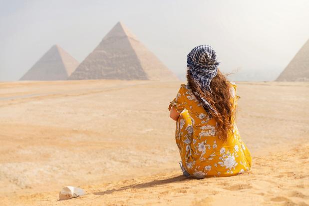 Egypte laat vanaf juli weer toeristen overvliegen