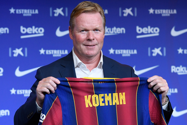 Koeman veut une nouvelle entrevue avec Messi pour le convaincre de rester