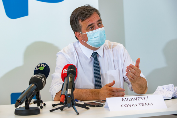 Zorgraden krijgen 93.000 euro voor rol in contactopsporing