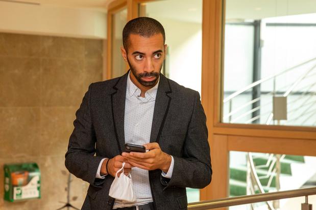 Sammy Mahdi (CD&V): 'Er komt een website met cijfers rond migratie, tegen fake news'