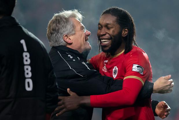 Beker: Antwerp plaatst zich na strafschopwinst in thriller voor kwartfinales