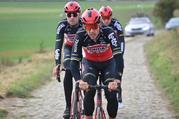 Philippe Gilbert, dernier vainqueur de Paris-Roubaix, annonce une édition 2021 chaotique