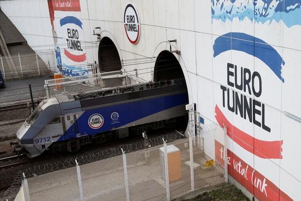 Le chiffre d'affaires de l'exploitant du Tunnel sous la manche en recul de 25% en 2020