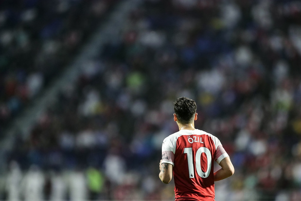 """Özil entend bien rester à Arsenal """"jusqu'au dernier jour"""" de son contrat"""