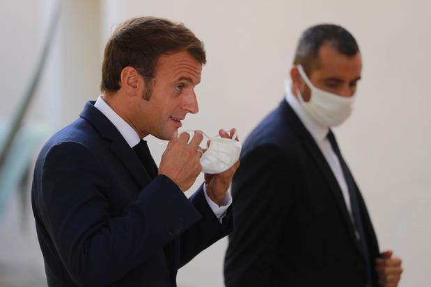 Près de 10.000 nouveaux cas de Covid-19 en 24 heures en France