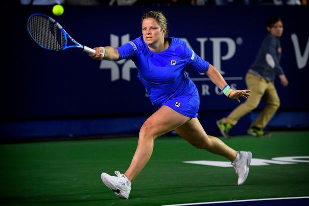Tennis: Kim Clijsters reçoit une wild card pour l'US-Open