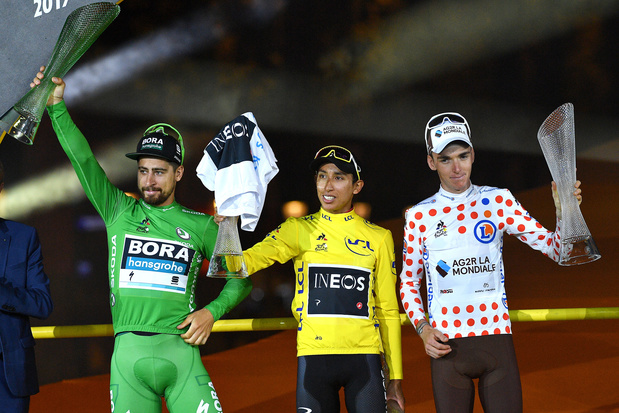 Voici les 22 équipes au départ du Tour de France 2020