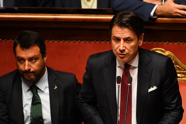 Déjà chancelante, l'économie italienne vacille encore plus depuis la crise politique