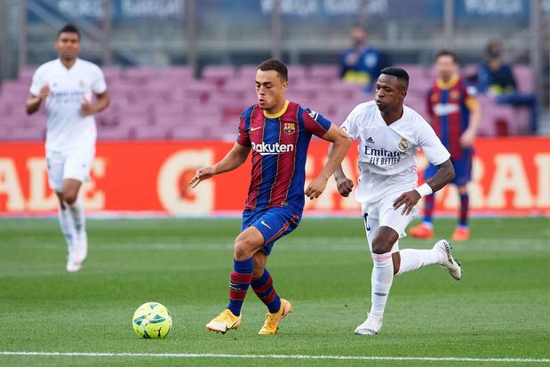 Juventus-Barcelona: Amerikaanse youngsters grijpen de macht