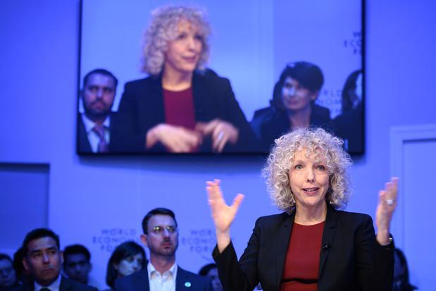 """Davos, """"scène de crime"""" du réchauffement climatique, attend des """"actions"""""""