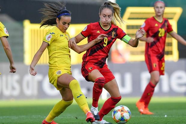 'De vooroordelen over het vrouwenvoetbal brokkelen stilaan af'