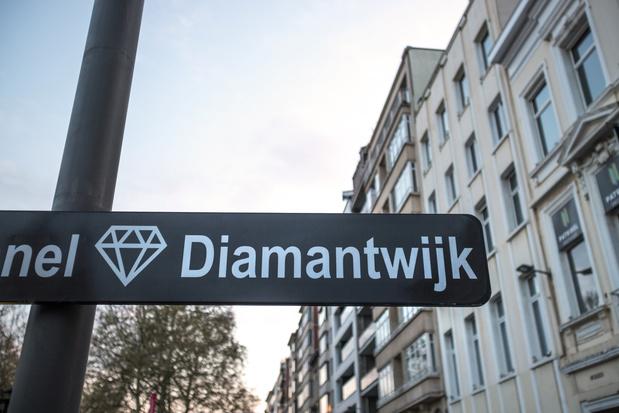 Le secteur diamantaire d'Anvers souffre de la tourmente économique mondiale