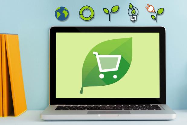 Duurzame producten : Winkelwagen wordt groen