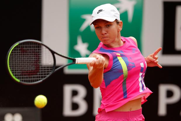 Roland Garros: la tête de série N.1 et favorite Simona Halep éliminée en 8e de finale