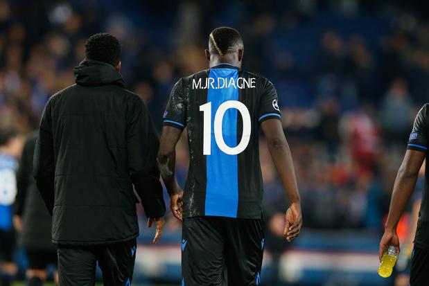 La presse flamande crucifie Diagne, auteur du penalty raté au PSG