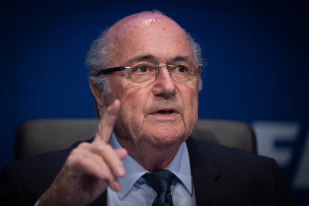 Blatter pleit voor verhuis omstreden WK van Qatar naar VS