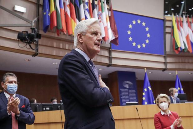 Brexitonderhandelaar Michel Barnier wil president van Frankrijk worden