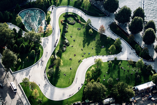 Meer groen is beste wapen tegen drogere en warmere steden