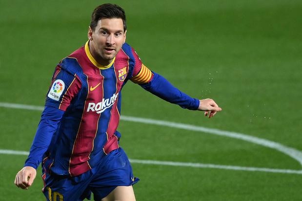 Messi rejoint Ronaldo dans le livre des records