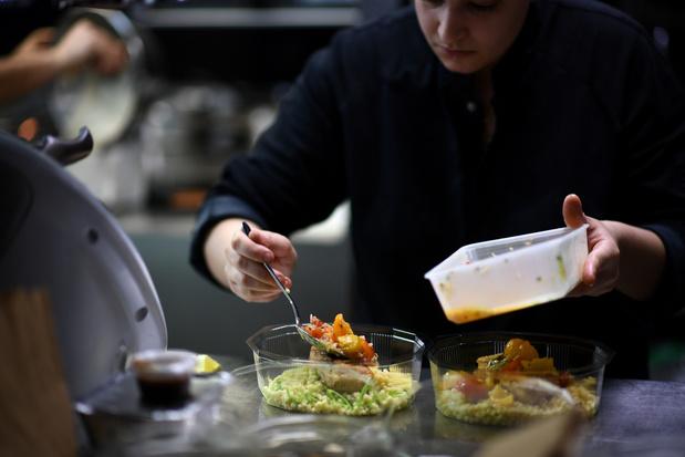 Koksschorten op de Grote Markt in Brussel: horeca smeekt om hulp