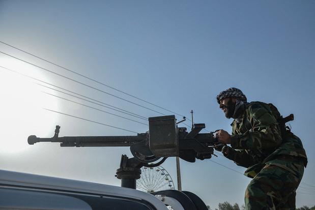 "Washington ""condamne"" les ""attentats"" à Kaboul qui portent la ""marque"" des talibans"