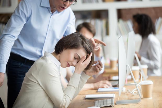 Agressions au travail : plus de 23.000 jours de travail perdus chaque année