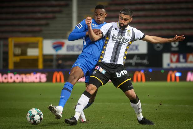 OH Leuven verlost Club Brugge van Kaveh Rezaei