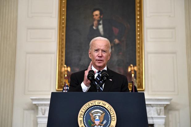 """Biden étend la vaccination contre le Covid: """"Les obligations toucheront environ 100 millions d'Américains"""""""