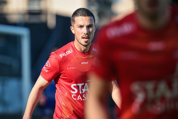 Maxime D'Arpino (KV Oostende): Dit lijkt het juiste moment voor de volgende stap'