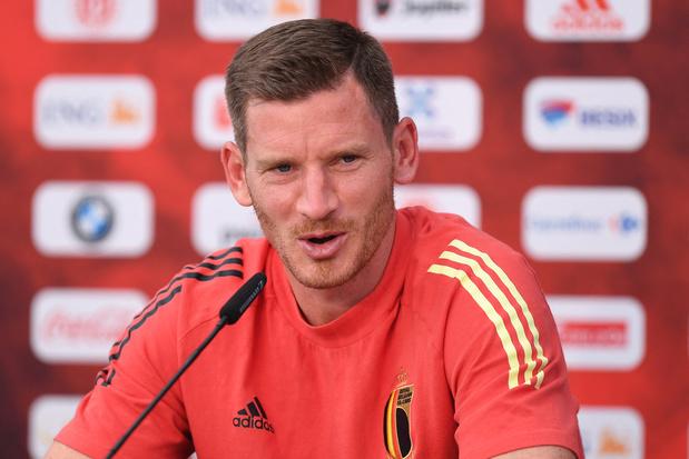 Euro 2021: Vertonghen et Mertens pointent deux grands favoris