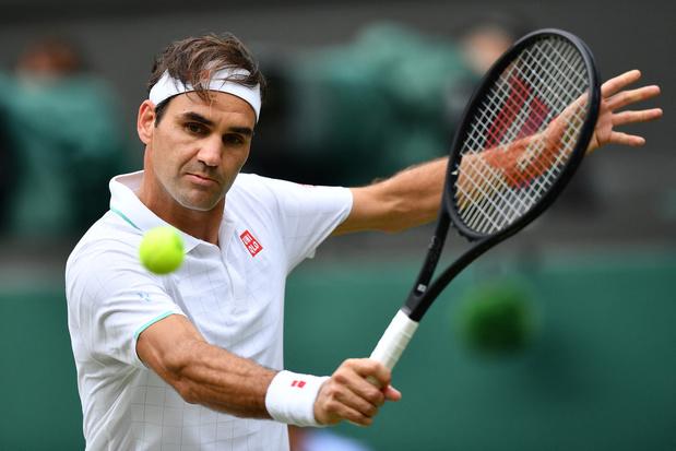 Roger Federer s'impose face à un Cameron Norrie combattif