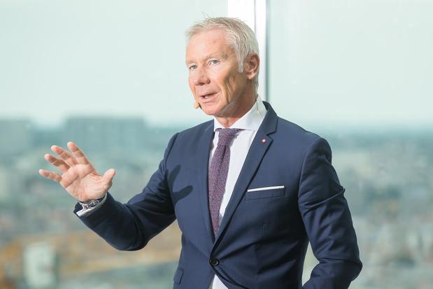 """Marc Raisière (CEO de Belfius) """"désolé"""" des réactions après ses propos sur les faillites"""