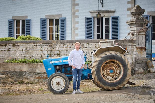 Seppe Nobels opent culinaire hotspot in de Ardennen