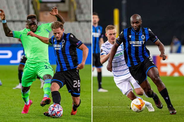 Het dilemma van Club Brugge: Rits of Balanta op de zes?