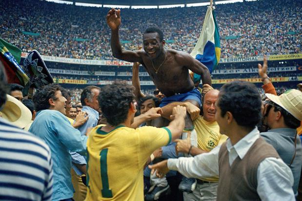Pelé wordt 80