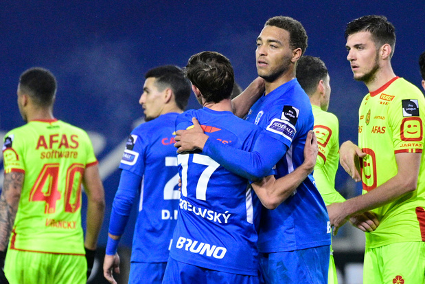 Croky Cup: KRC Genk naar halve finale na 4-1-winst tegen KV Mechelen